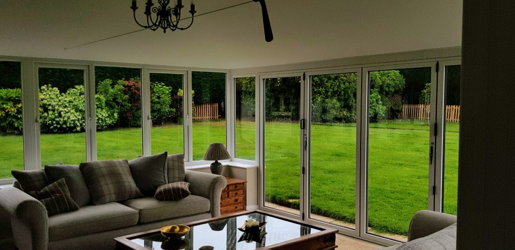 White UPVC Windows & Doors Internal